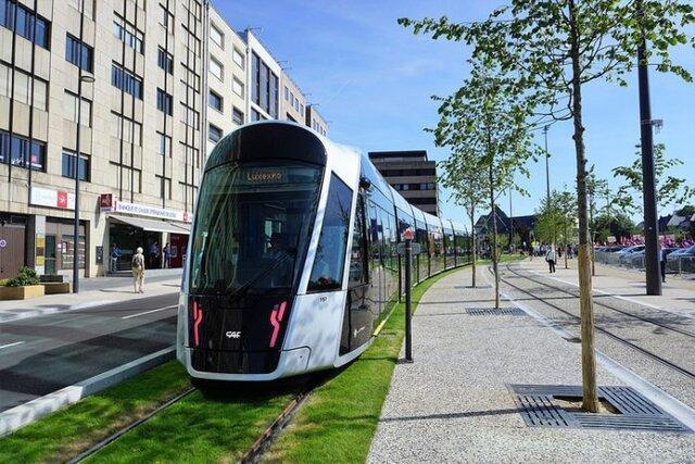 لوگزامبورگ حمل ونقل عمومی را رایگان کرد