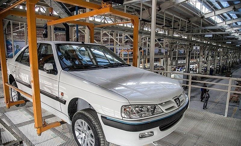 خودرو های معوقه ایران خودرو چقدر است؟