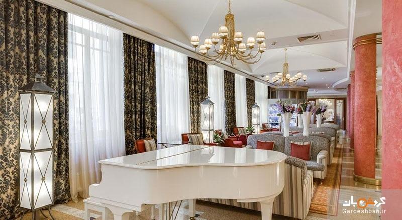 هتل پتر یکم، Peter 1 hotel از بهترین هتل های 5 ستاره مسکو ، عکس