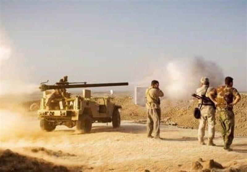 عراق، حشد شعبی مانع نفوذ داعشی ها از سمت سوریه شد