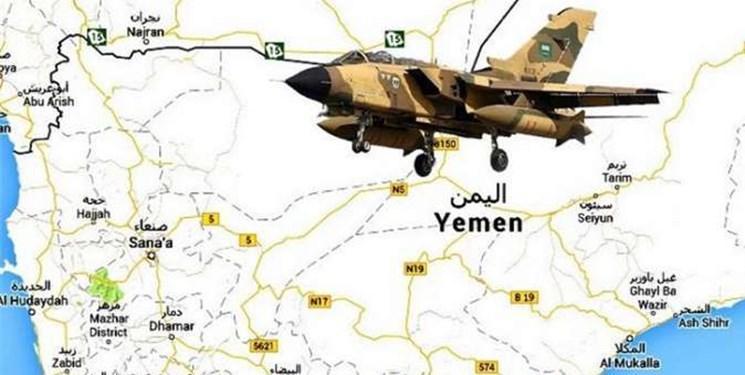 بیش از 590 حمله هوایی به یمن در ماه گذشته میلادی