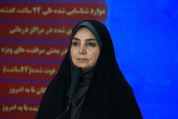 آخرین شرایط کرونا در ایران ، شناسایی 1994 مبتلا طی شبانه روز گذشته ، 129 نفر فوت شدند