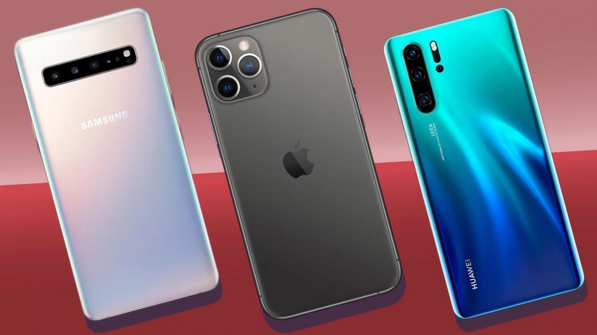 قیمت انواع گوشی موبایل، امروز 19 شهریور 99