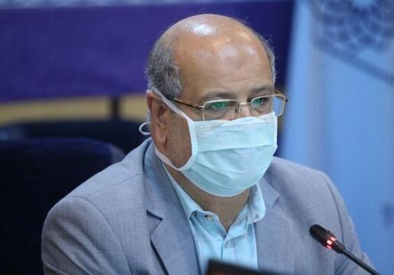 خبرنگاران زالی: شرایط تهران نگران کننده است، خودداری از دورهمی شب یلدا