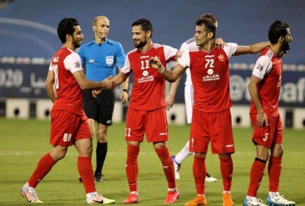 گزارش خبرگزاری معروف دنیا از پرسپولیس در فینال لیگ قهرمانان آسیا