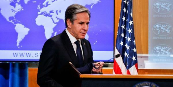 بلینکن: هم اکنون راستا دیپلماسی برای ایران باز است خبرنگاران