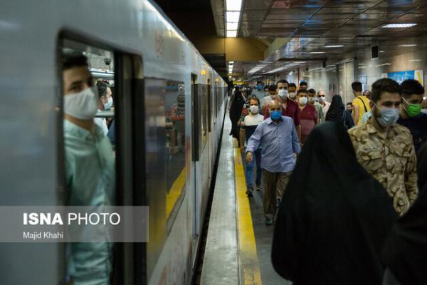 افزایش 25 درصدی نرخ بلیط مترو از اردیبهشت، درخواست اختصاص واکسن کرونا با افزایش مسافران