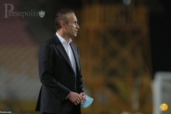 گل محمدی: باید گل دوم را می زدیم تا بازی مساوی نشود