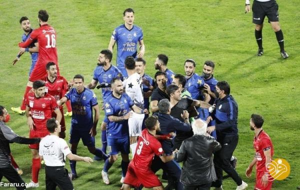 استقلال - پرسپولیس در یک چهارم نهایی جام حذفی