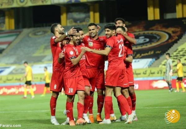 پرسپولیس، سومین تیم برتر آسیا